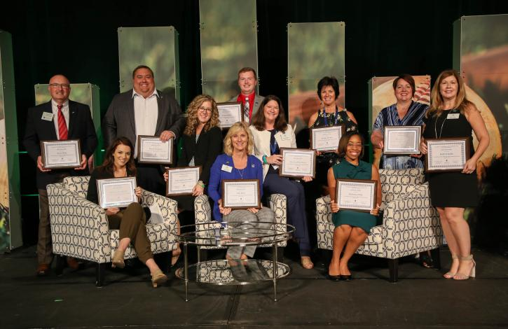 Congratulations to the Ohio REALTORS 2019 Leadership Academy graduating class!