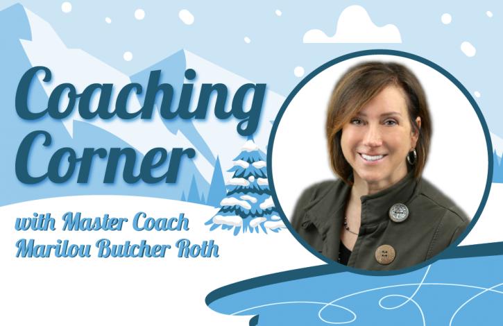 Coaching Corner: Happy New Year!