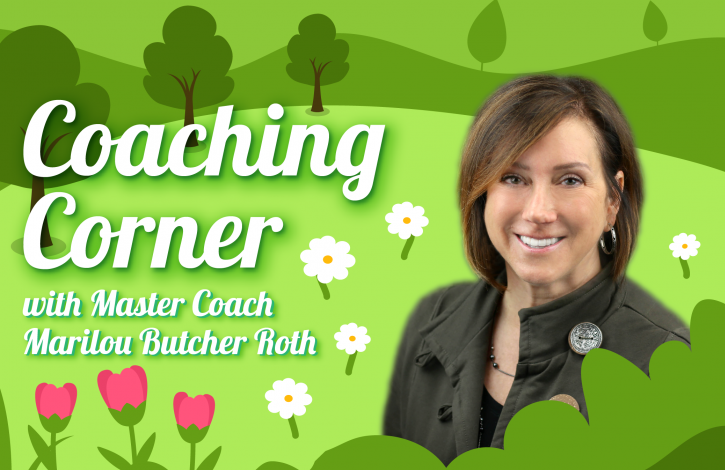 Coaching Corner: I would like to change that agreement!