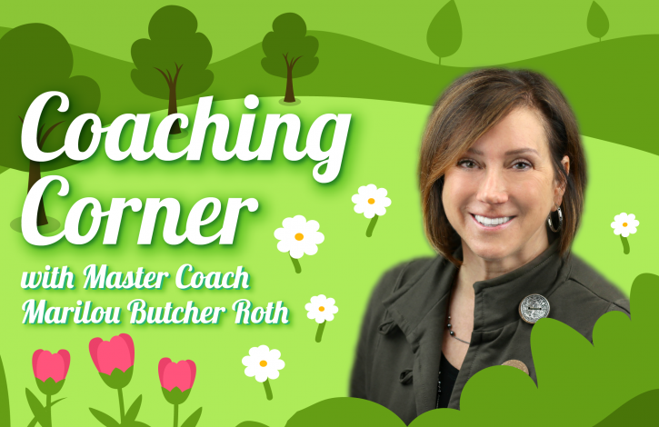 Coaching Corner: What are you thinking?