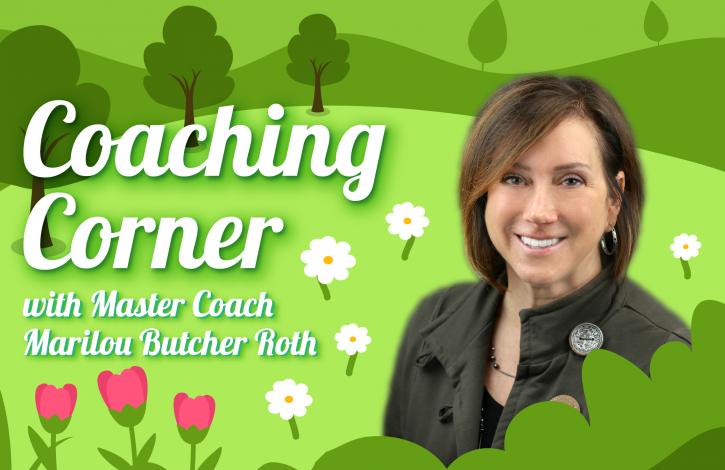 Coaching Corner: Just for fun!