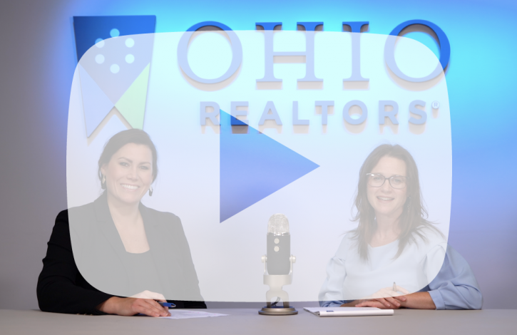 Ohio REALTORS Public Policy Update: The state budget & its impact on real estate