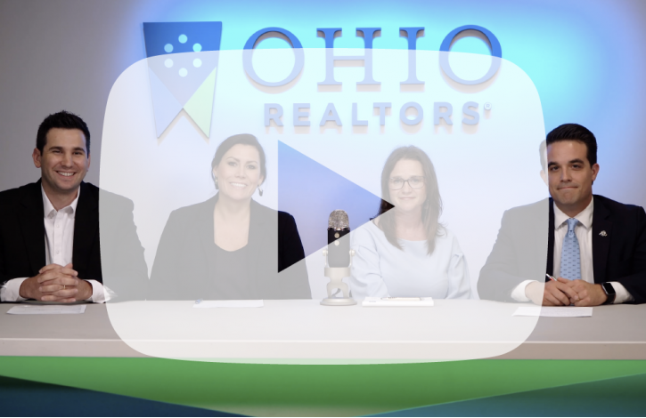 Ohio REALTORS Public Policy Update: Beyond the state budget!