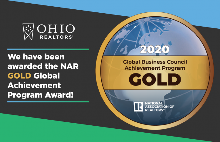 Ohio's Global Business Alliance receives national recognition for third consecutive year