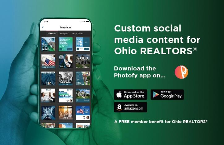 NAR Photofy Templates Now Compliant with Ohio License Law