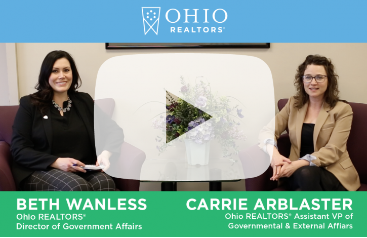Ohio REALTORS Public Policy Update: Meet Beth Wanless
