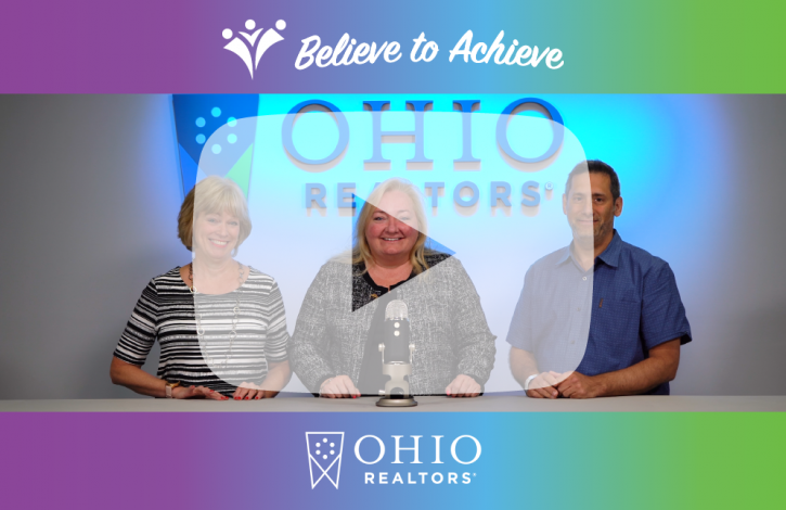 Believe it...you won't want to miss the Ohio REALTORS Convention!