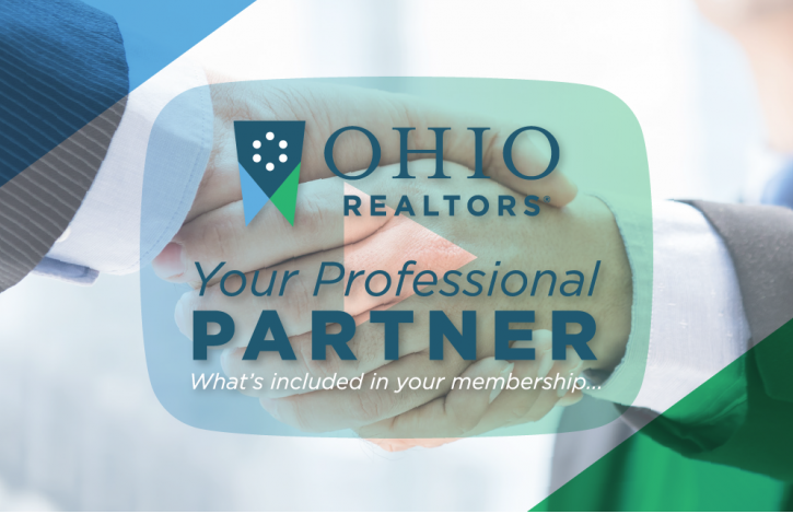 Ohio REALTORS is your professional partner!