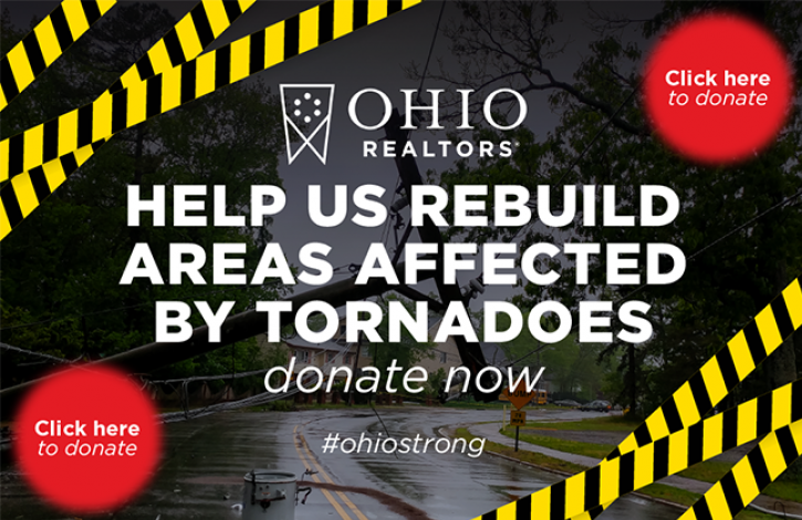 Ohio REALTORS establish relief fund for tornado victims