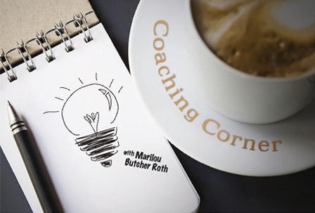 Coaching Corner: 20/20 Vision