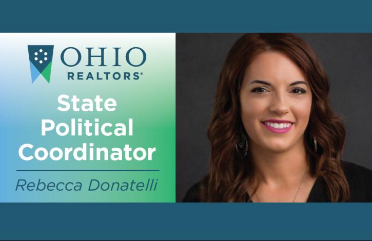 Ohio Political Coordinator: Rebecca Donatelli