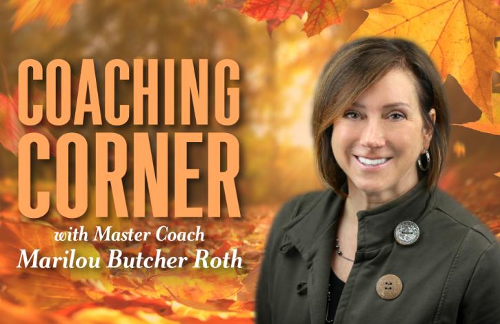 Coaching Corner: Boo!
