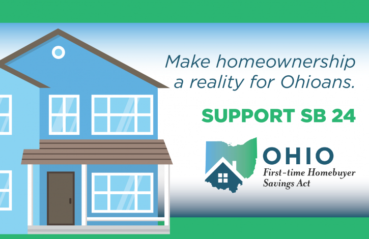 Ohio's First-Time Home Buyers Savings Act garners support of two key groups