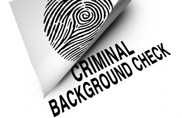 Criminal background check required Nov. 1