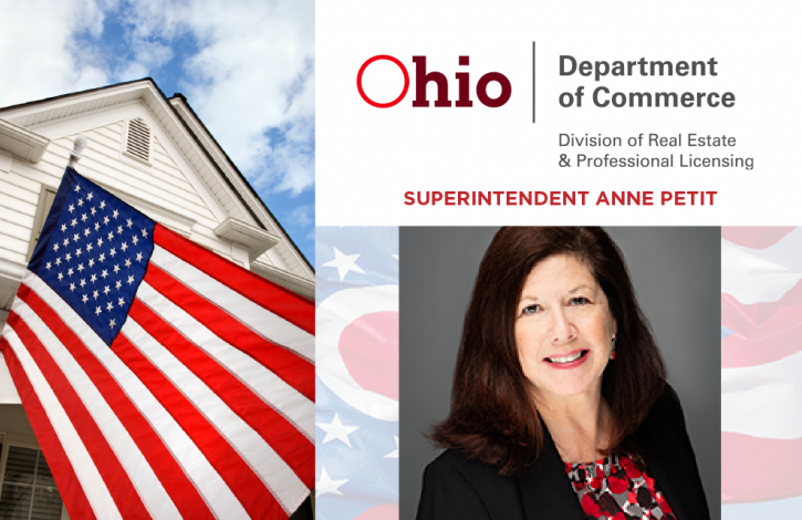 Ohio Division of Real Estate updates for licensees and applicants