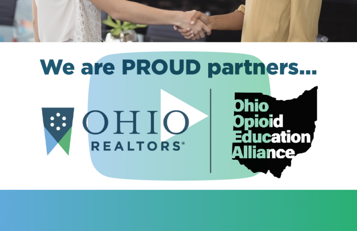 Ohio REALTORS is playing a leading role in fighting the opioid crisis