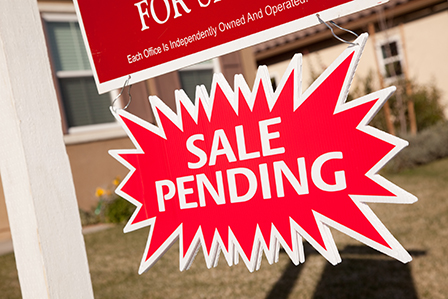 Purchase contract signings reach best-ever level in July