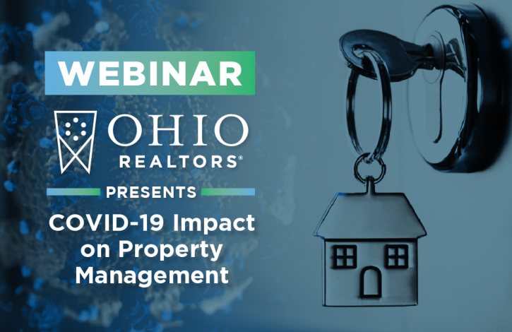 Ohio REALTORS Webinar: COVID-19 impact on property management