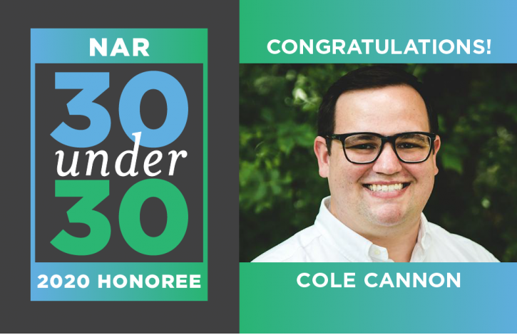 Ohio's Cole Cannon earns spot in prestigious '30 Under 30' class!