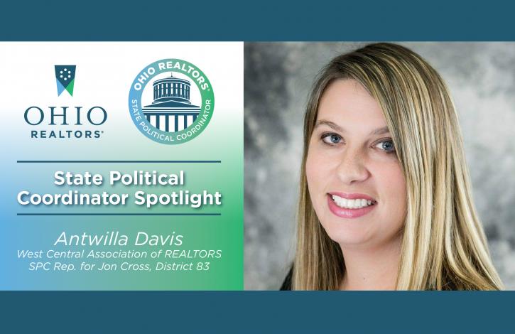 Ohio Political Coordinator Spotlight: Antwilla Davis