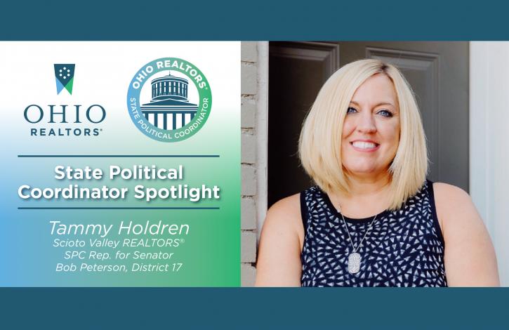 Ohio Political Coordinator Spotlight: Tammy Holdren
