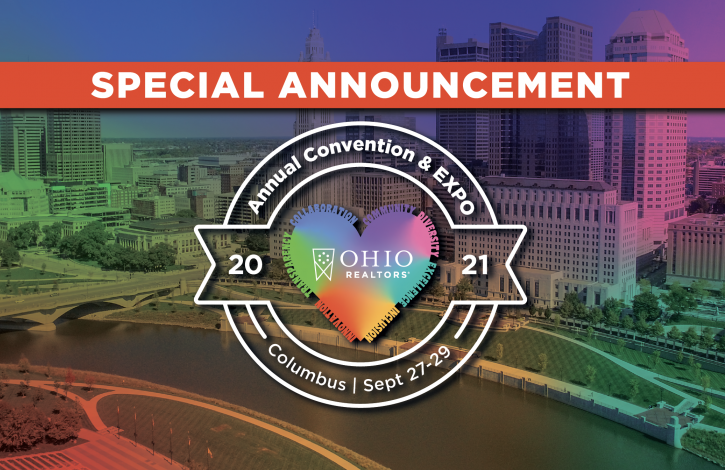 Important Annual Convention health & safety protocol update