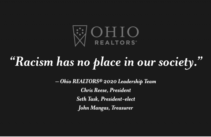 A word from the Ohio REALTORS 2020 Leadership Team