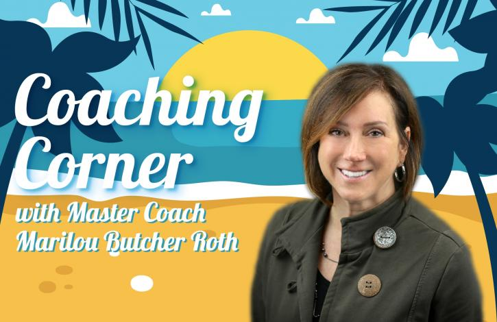 Coaching Corner: Let freedom reign!