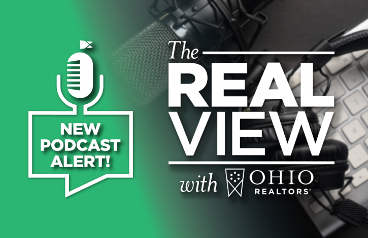 NAR's Katie Johnson joins The Real View Podcast