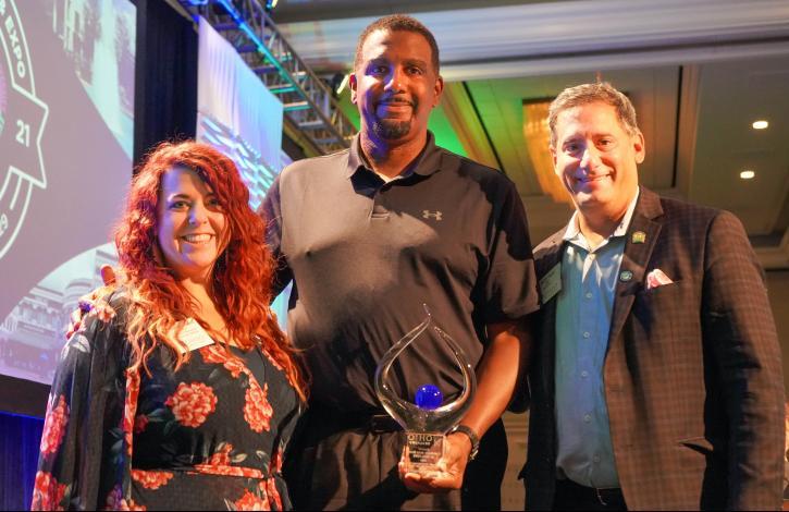 Cincinnati Area Board of Realtors receives Ohio REALTORS 2021 Young Professionals Network of the Year Award