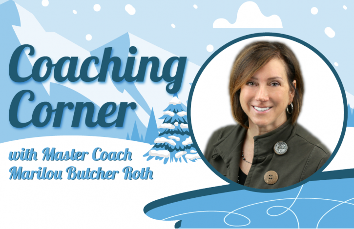 Coaching Corner: But I want to control that!
