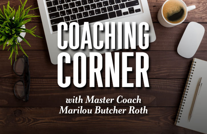 Coaching Corner: It's getting to be that time