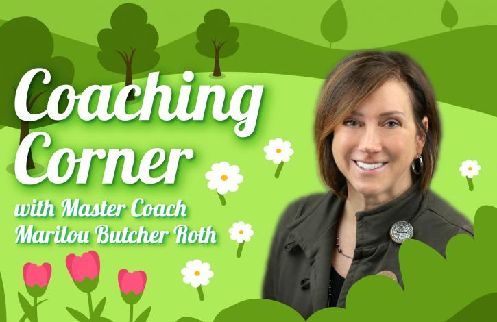 Coaching Corner: Are you creative?