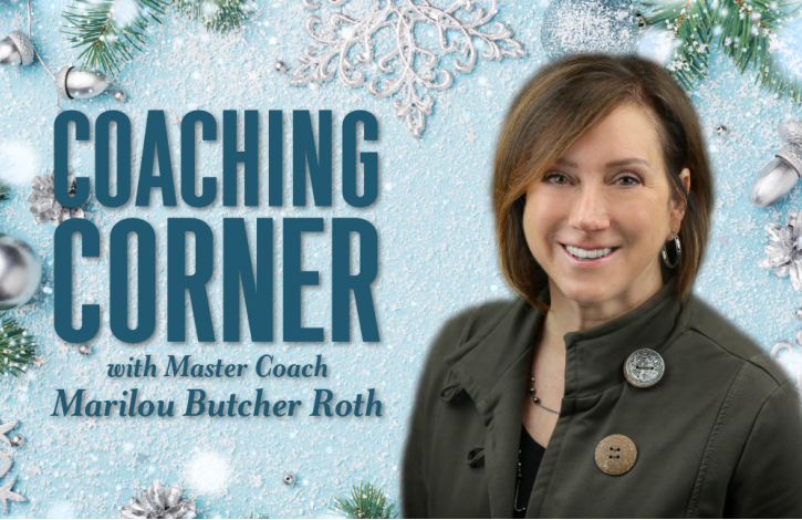 Coaching Corner: It's almost spring -- are you ready?