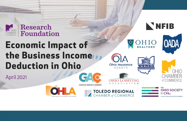 Study finds Ohio's Business Income Deduction boosts state's economy