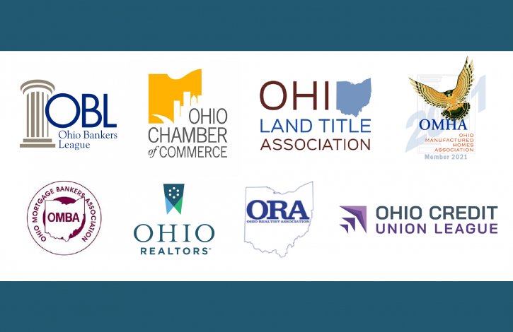 Ohio Real Estate & Financial Associations support First-Time Homebuyer Savings Act