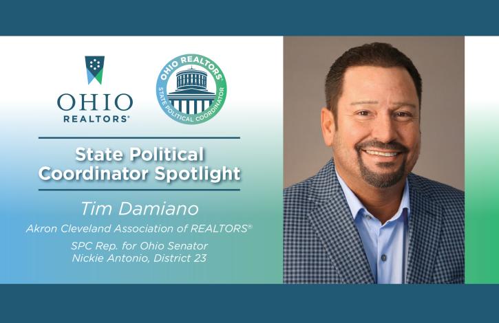 Ohio Political Coordinator Spotlight: Tim Damiano