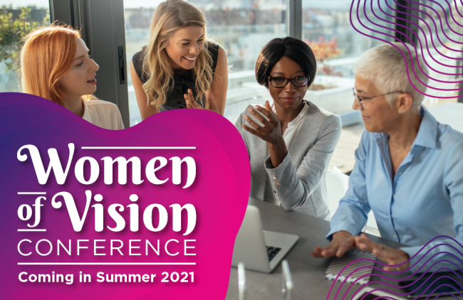 Women of vision 2021-03